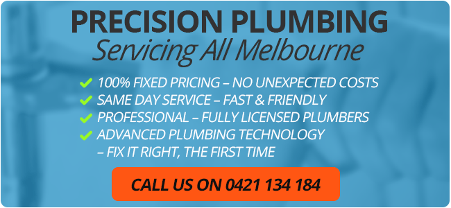 Plumber near Greensborough